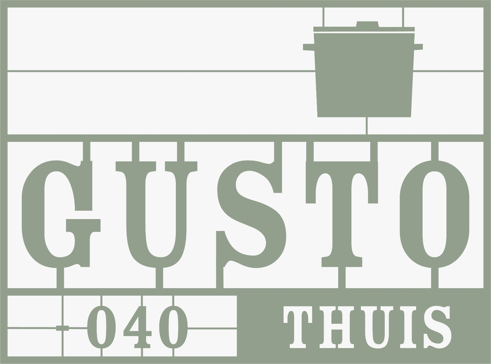 Gusto-040 thuis